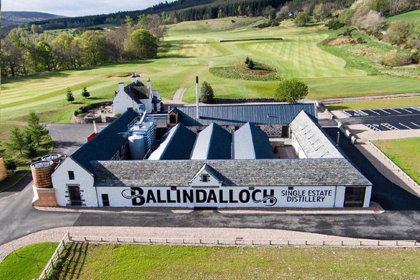 Ballindalloch Distillery and Golf Course