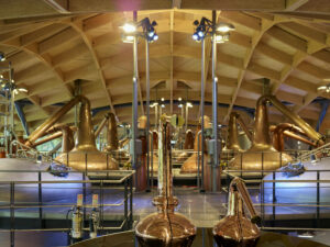 Macallan Distillery