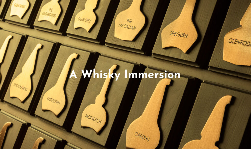 A Whisky Immersion Header