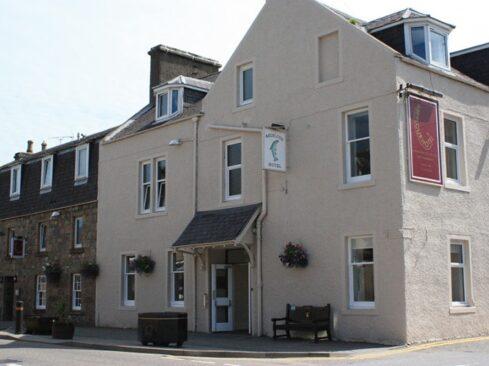 Aberlour Hotel exterior