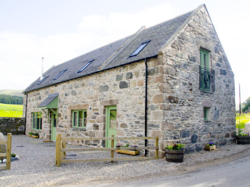Image of Auchnascraw Mill
