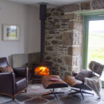 Image of Auchnascraw Mill seating area