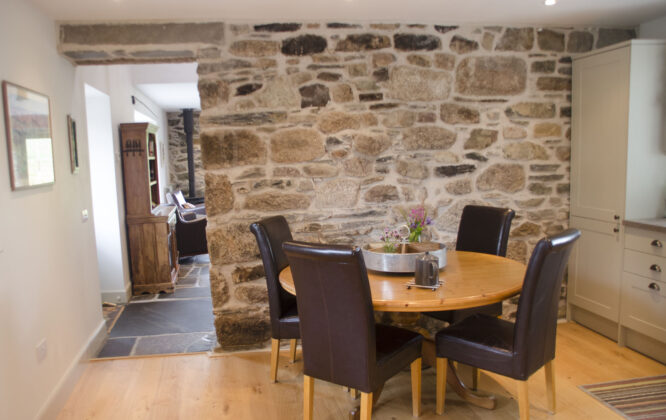 Image of Auchnascraw Mill dining