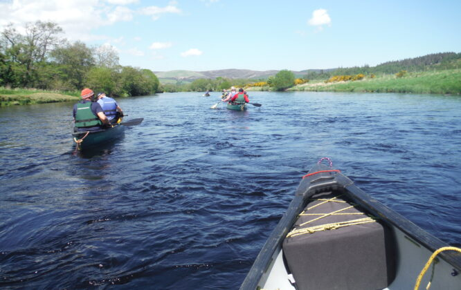 Craggan Outdoors - On the River Spey