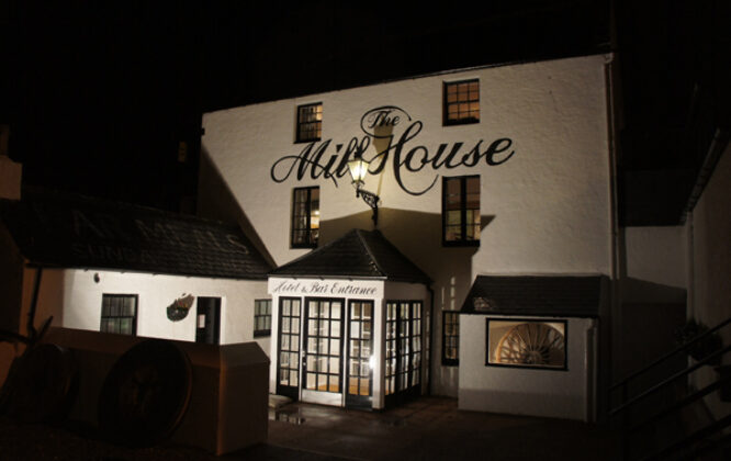 The Mill House Hotel