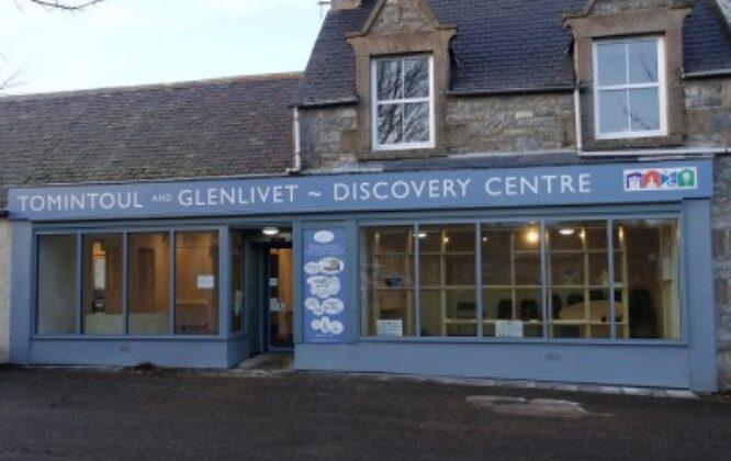 Tomintoul & Glenlivet Discovery Center