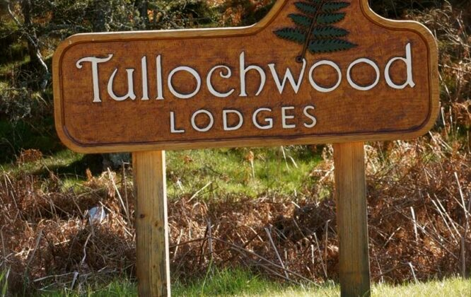 Tulluchwood Lodges