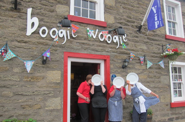 Boogie Woogie cafe in keith