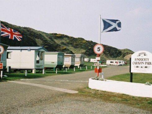 Findochty Caravan Park