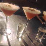 cocktails at harbour lights