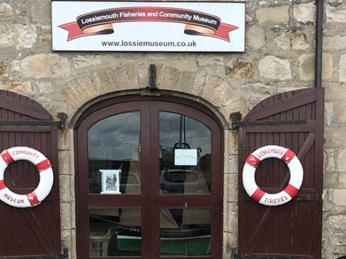 Lossie Fisheries Museum