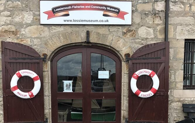 Lossie Fisheries Museum