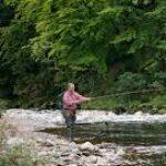 Logie Estate - Fishing on the Findhorn