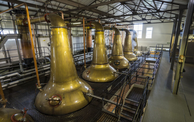 WHISKY CRAGGANMORE DISTILLERS EDITION