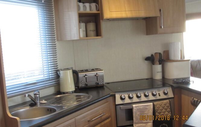 Image of Croft Inn Holiday Homes kitchen