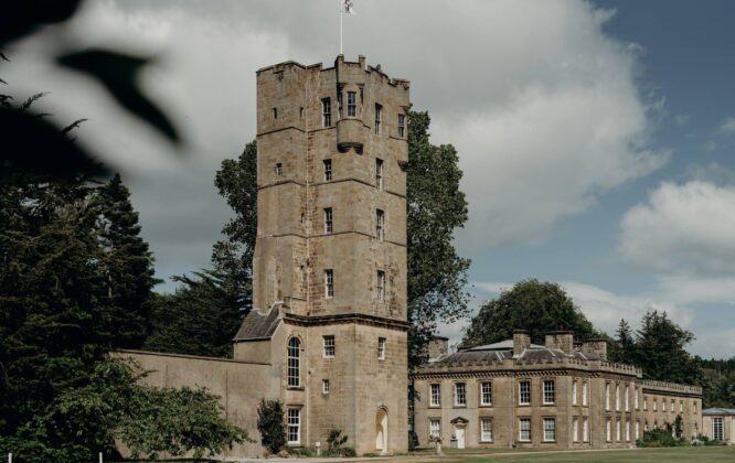 Gordon Castle