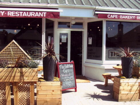 The BAkehouse Cafe