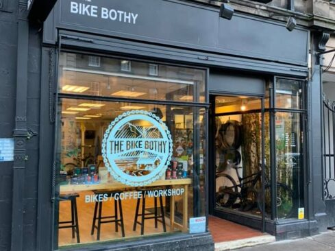 The Bike Bothy