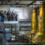 visitors at cardhu distillery