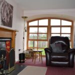 Picture of living room within Moray Cottages