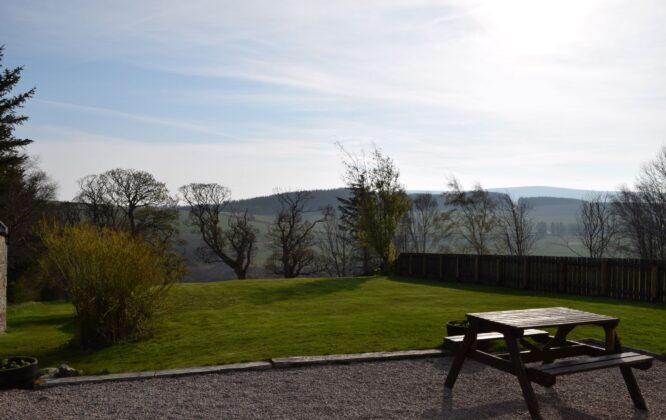 Picture of view from Moray Cottages