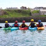 Cullen Sea School Kayaking session