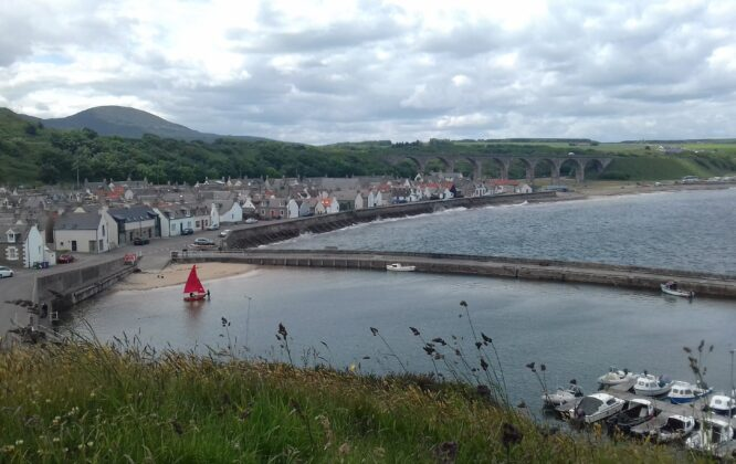 Cullen Sea School Sailing Session 2
