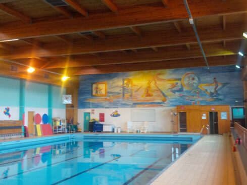 Buckie Swimming Pool