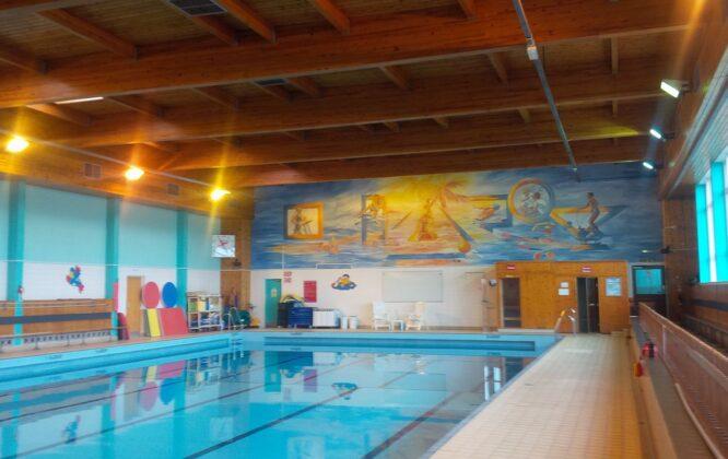 Buckie Swimming Pool