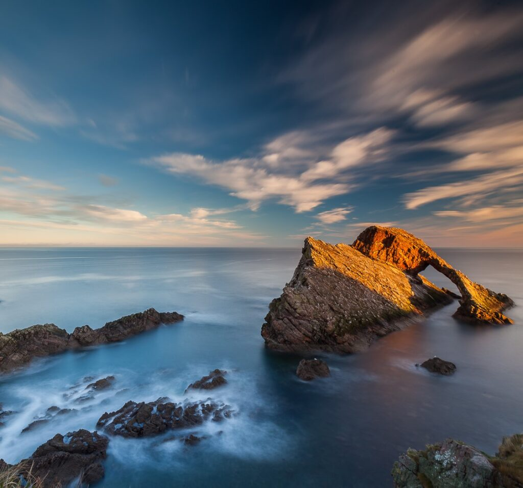 The Bow Fiddle Rock