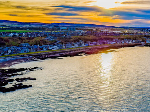 Picture of Buckie by Paul Billany