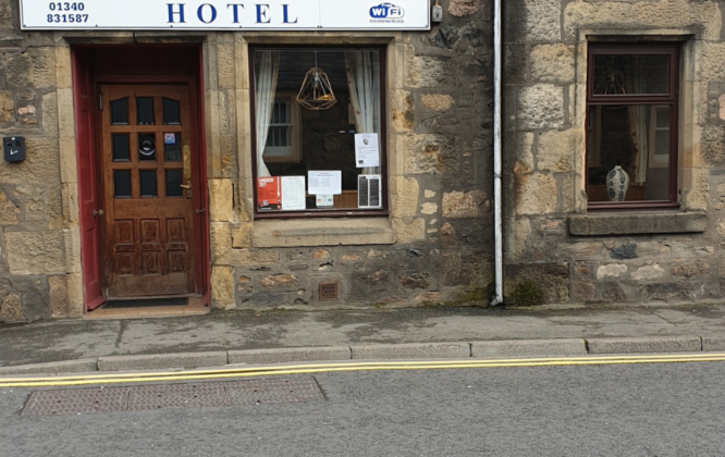 The Seafield Hotel