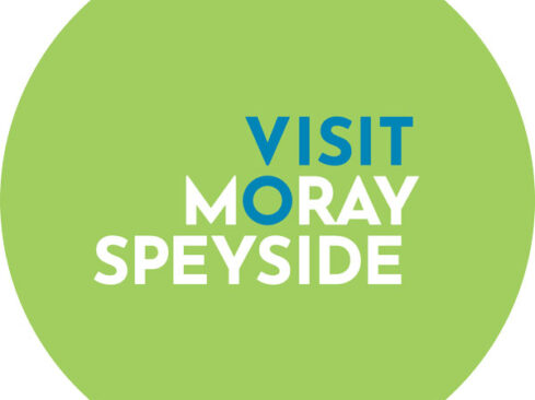 Moray Tourism BID Visit Moray Speyside Logo