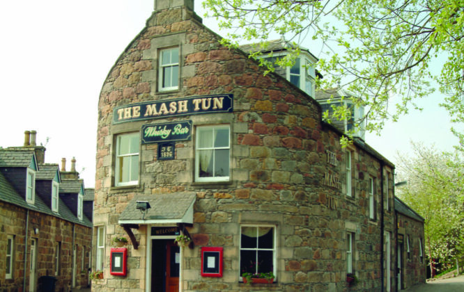 Picture of The Mash Tun Aberlour