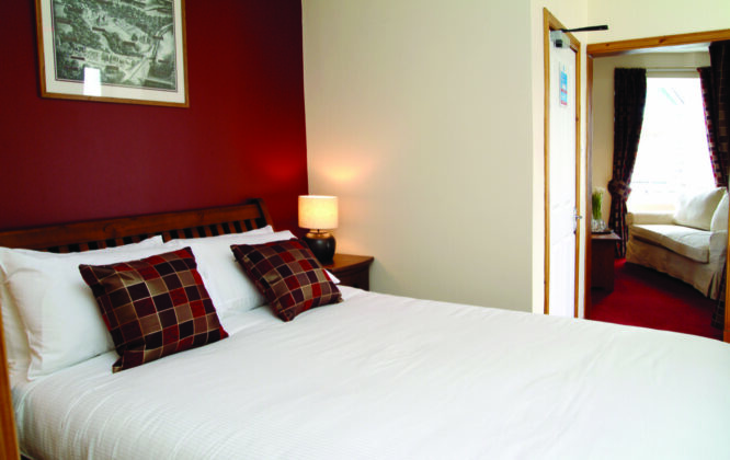 Picture of bed at The Mast Tun