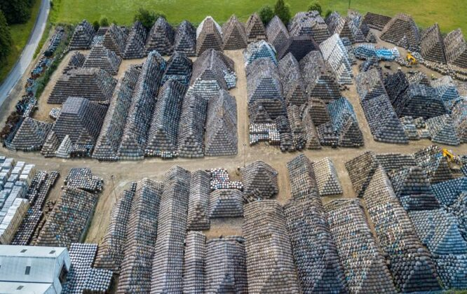 speyside cooperage from above
