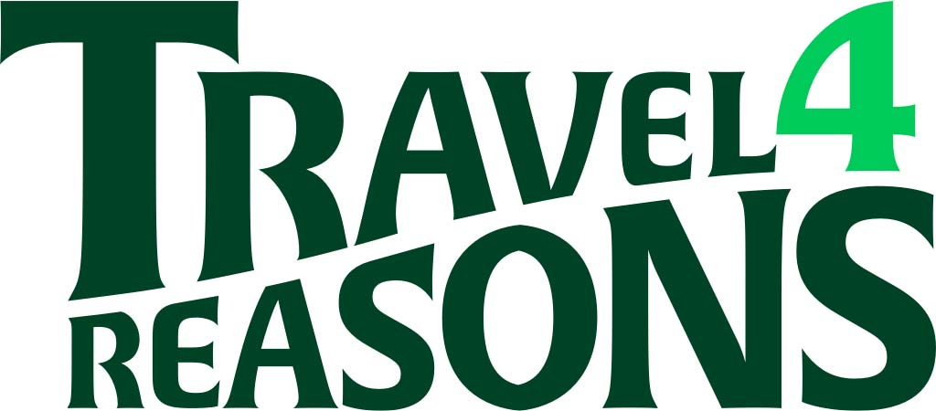 Travel 4 Reasons Logo