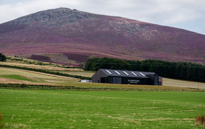 Picture of Glenrinnes distillery
