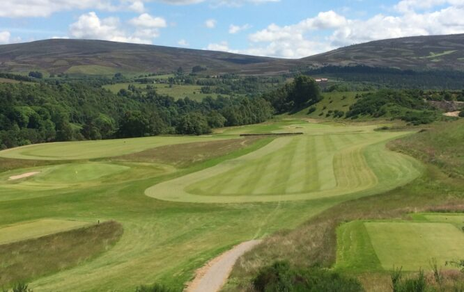 Picture of Ballindalloch castle golf course