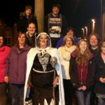 Picture of group with Linda Whytewitch