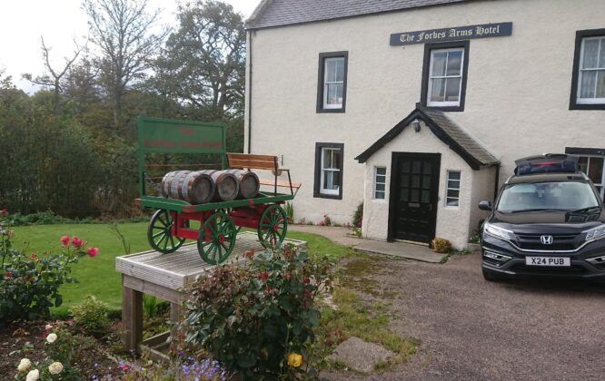 Picture of The Forbes Arms Hotel