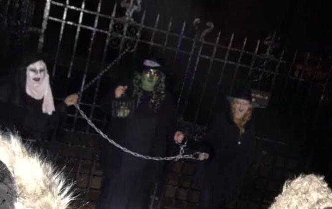 Elgin Ghost Tours