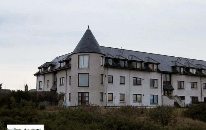 Culbin Sands Apartment