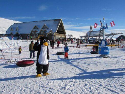 Picture of Ski centre in Moray