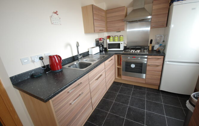 Picture of Lossiemouth Haven kitchen