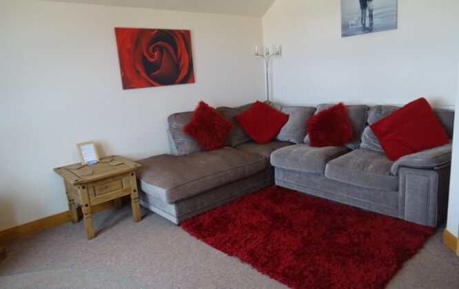 Picture of Lossiemouth Haven living room