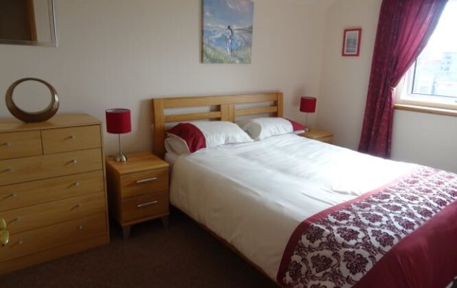 Picture of Lossiemouth Haven double room