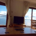 A picture of the dining room Lossiemouth