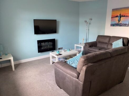 Picture of living area