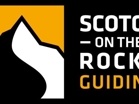 Scotch on the rocks logo